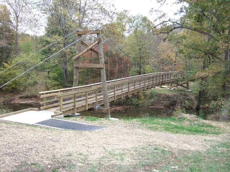 Elizabeth Furnace Bridge